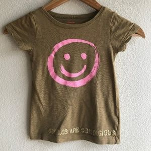 Crewcuts Collectible T Smiley Face, Size 4-5